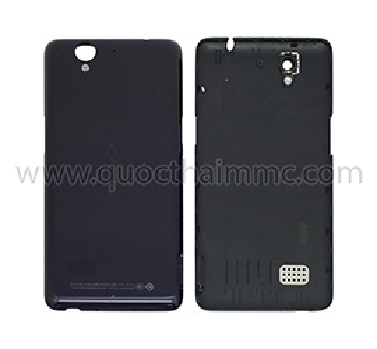 Nắp pin Oppo R819/ Find Mirror (đen)