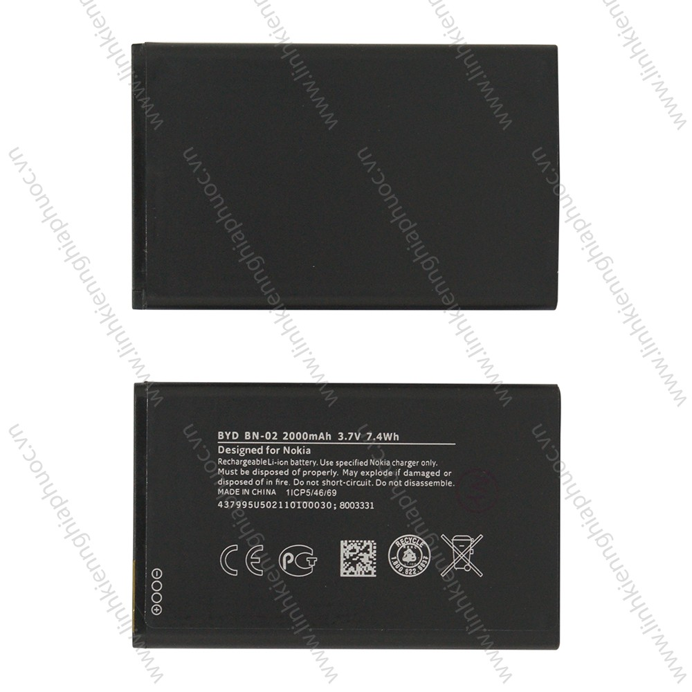Pin Nokia XL/ 1030/ BN-02 (2000mAh)